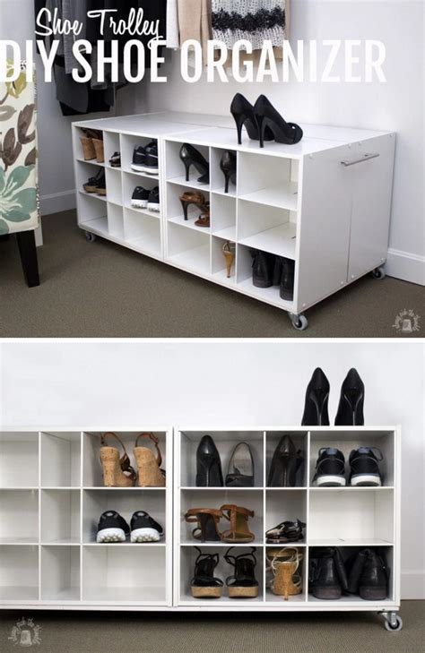 shoe storage ideas 30 creative shoe storage ideas 2017