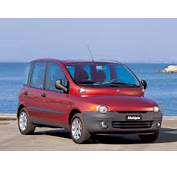 Fiat Multipla Photos  PhotoGallery With 19 Pics CarsBasecom
