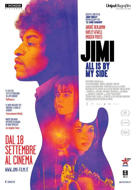 All Is By My Side Jimi Hendrix Movie | new poster and images to andre benjamin s jimi all is by