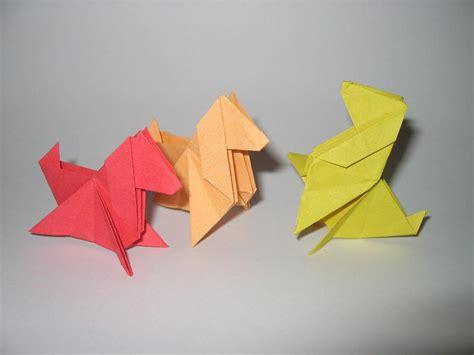 Origami Pets - origami pajaritas by pepius on deviantart