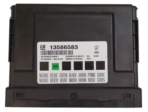 2010 12 25 172139 2002 yukon fuel diag on gm wiring diagrams wiring diagram 2010 2014 gm chevy buick cadillac bcm module computer new 13586583