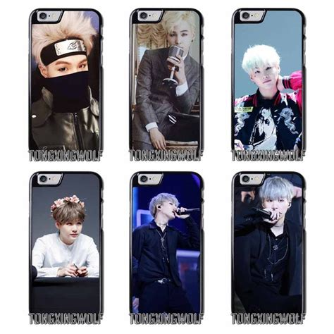 j suga bangtan boys bts cover for iphone 4 4s 5 5c 5s se 6 6s 7 8 plus x xiaomi redmi