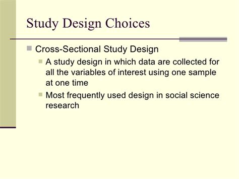 psychology cross sectional study adler clark 4e ppt 07