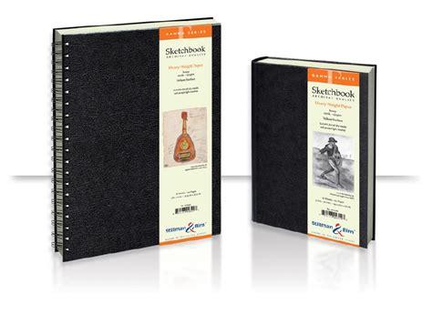 Large Premium Sketchbook stillman birn gamma series hardbound premium sketchbook