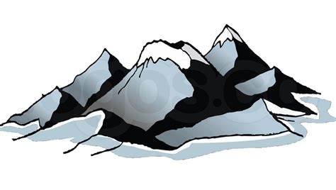 mountain clipart allinallwalls mountain clip mountain clipart