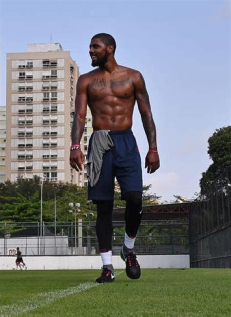 kyrie irving chest tattoo www pixshark com images