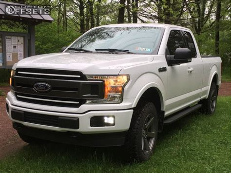 ford   black rhino karoo   leveling kit custom offsets