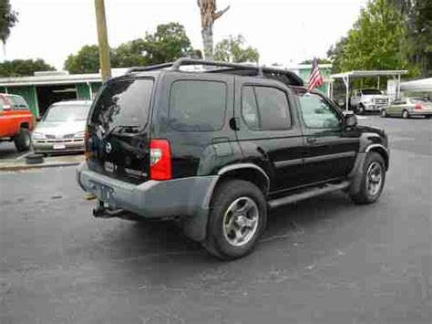 2003 Nissan Xterra Specs Find Used 2003 Nissan Xterra Se Sport Utility Supercharged