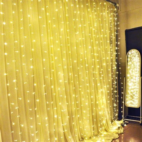 led curtain wall led light curtain wall with christmas lights decorations