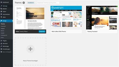 ps4 themes selbst erstellen wordpress child theme erstellen pressengers