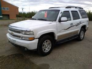 2003 Chevrolet Tahoe Z71 2003 Chevrolet Tahoe Z71 Edmonton Alberta Used Car For