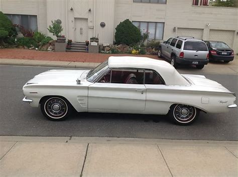 1962 pontiac tempest lemans find used 1962 pontiac tempest lemans convertible in long beach new york united states for us