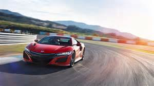 Red Honda Nsx 4k Car Wallpapers   New HD Wallpapers