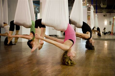 anti gravity yoga swing aerial yoga danskin