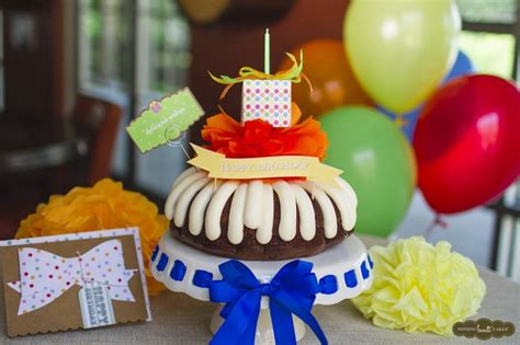 Nothing Bundt Cakes Gift Card - nothing bundt cakes makes all of your delicious birthday wishes come true gift your