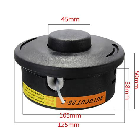 replacement bump feed  trimmer headwhipper snipperbrush cutter suits stihl