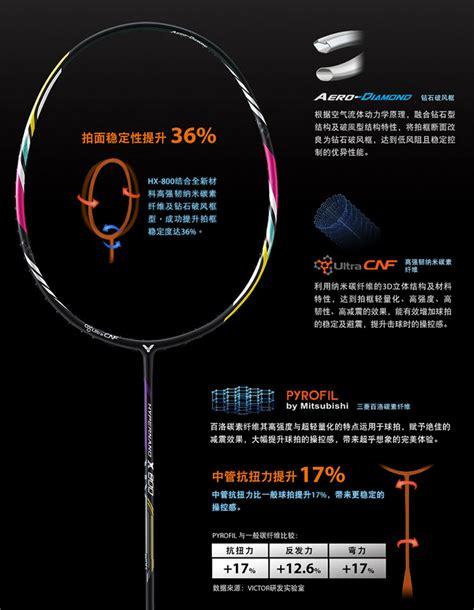 Raket Victor Hypernano X 800 victor badmitnon racket victor 2015 hx 800 hypernano x