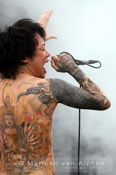 kyo tattoo back 17 best images about diruu