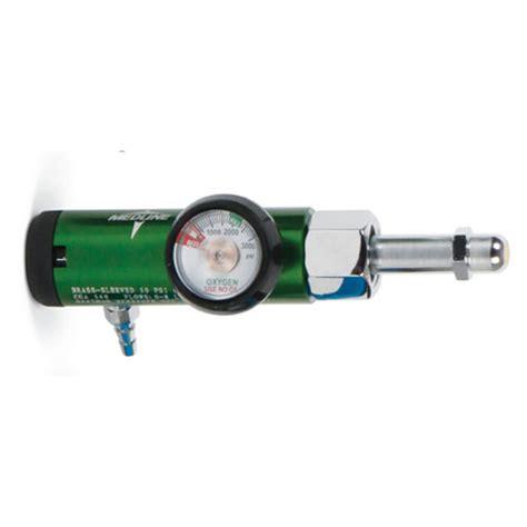Regulator Oxygen General Care medline oxygen regulator for large cylinders 0 15 lpm 1 each hcs5415m