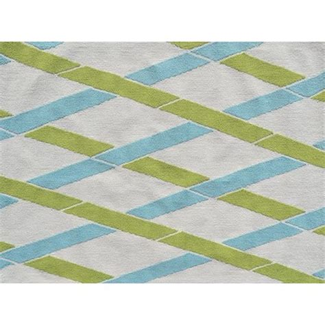 Bamboo Indoor Outdoor Hook Rug 5x7 Outdoor Rug 5x7