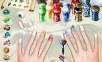 nagellak spel spel nagellack