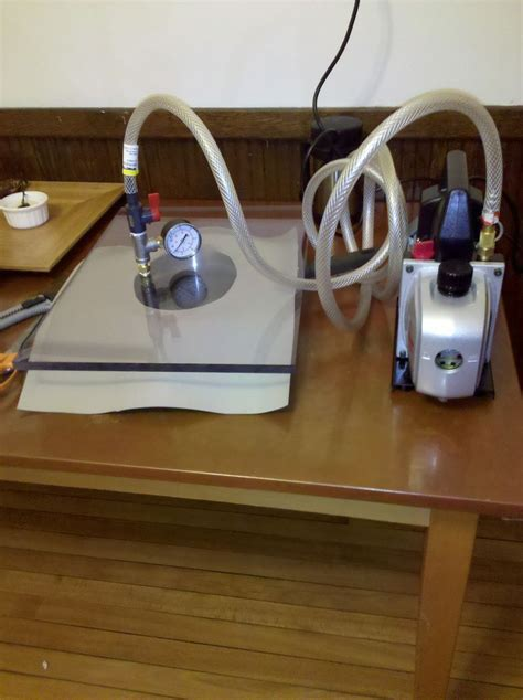 diy vacuum diy vacuum chamber for sous vide and the kitchen
