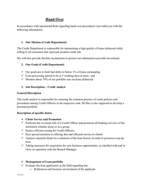 handing notes template sle of handing note