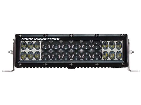 rigid e2 series 10 quot hyperspot driving combo white led