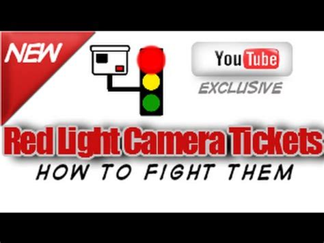 How To Fight A Light Ticket by How To Fight A Light Ticket