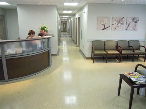 Syracuse NY Epoxy Office Floors   CNY Creative Coatings