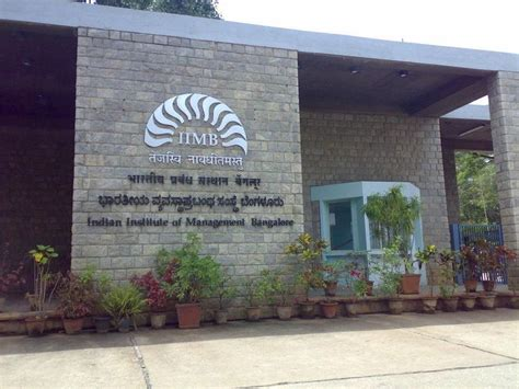 Executive Mba From Iim Bangalore Salary by Iim Bangalore Placement Report 2015 Career