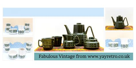 Yay By Raisa Green Tea Coffee great retro ideas for coffee time at yay retro vintage