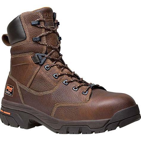 timberland waterproof work boots timberland helix composite toe waterproof work boot 87566