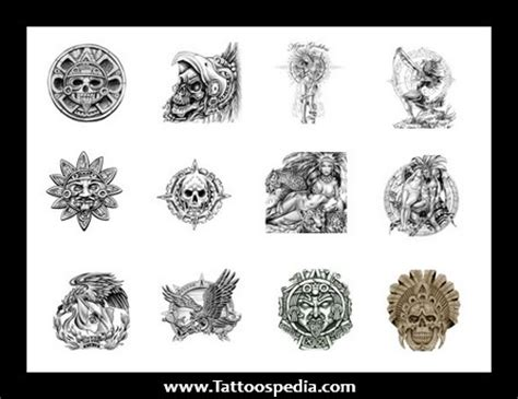 small aztec tattoos small aztec tattoos