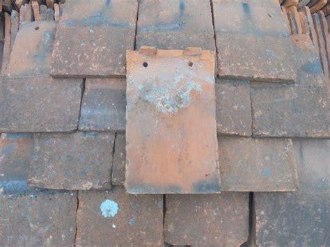 Handmade Clay Roof Tiles Prices - reclaimed orange handmade clay nib tiles authentic