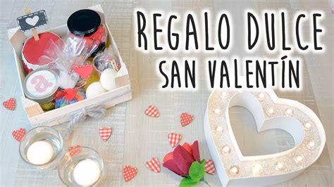 regalos para el dia de san valentin cesta de regalos dulces para san valent 237 n diy youtube