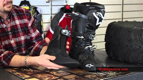 motocross boot reviews 2014 alpinestars tech 10 motocross boot review by