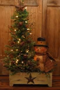 best 25 primitive christmas decorating ideas on pinterest