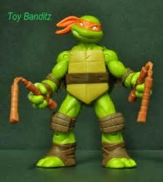 Toy banditz nickelodeon teenage mutant ninja turtles michelangelo