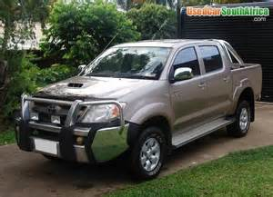 Toyota Hilux Used Cars For Sale In South Africa 2005 Toyota Hilux Sr5 Used Car For Sale In Johannesburg