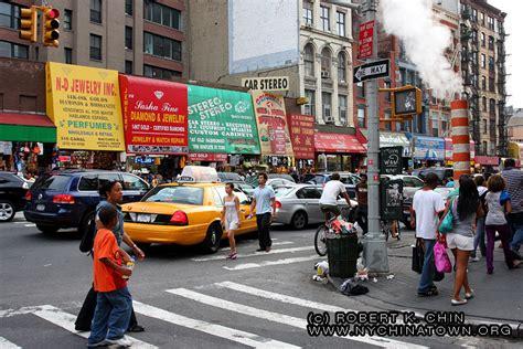Clna Strit New York City Chinatown Gt Manhattan Gt Canal Map