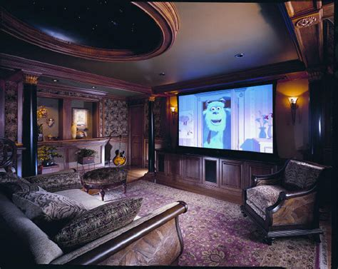 Home Theater Decor by An Overview Of A Home Theater Design Interior Design