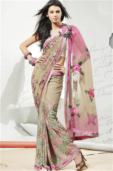 draping saree in different styles how to wear bridal saree 10 styles with video tutorials