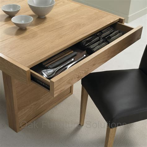 table with storage dining table dining table storage drawers