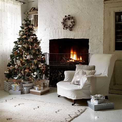 christmas tree living room cool linen living room with christmas tree country