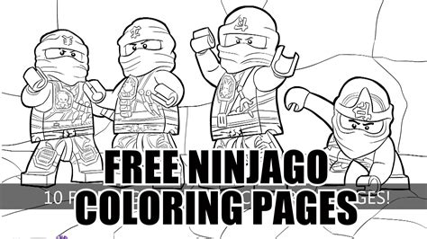 ninjago dx coloring pages 10 free lego ninjago coloring pages for you free free