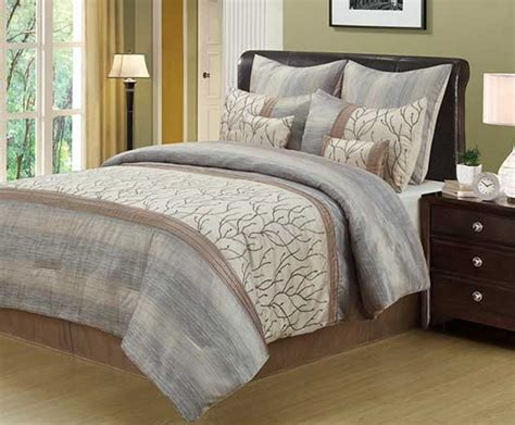 home goods comforter set beatrice home eight piece comforter sets