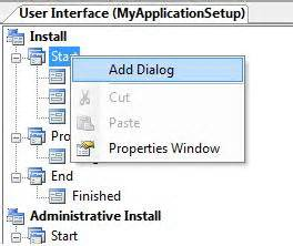 scottgu s tip trick creating packaged asp net setup programs with vs 2005