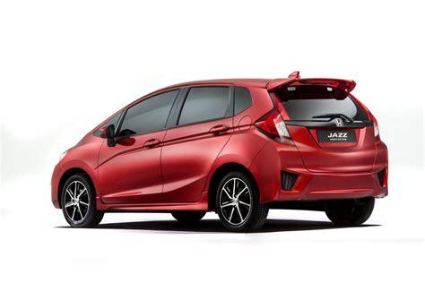Honda Jas New All New Honda Jazz Revealed In European Spec Autoevolution