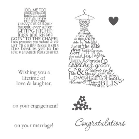 rubber sts for wedding card ppa 132 stin up laughter stin pretty